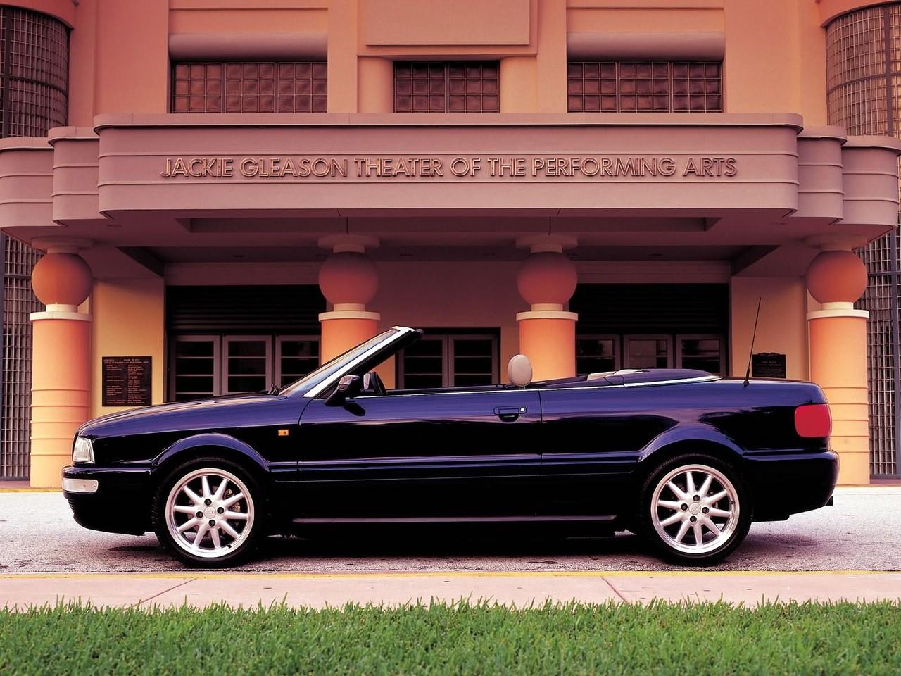 audi cabriolet specs photos 1991 1992 1993 1994. Black Bedroom Furniture Sets. Home Design Ideas