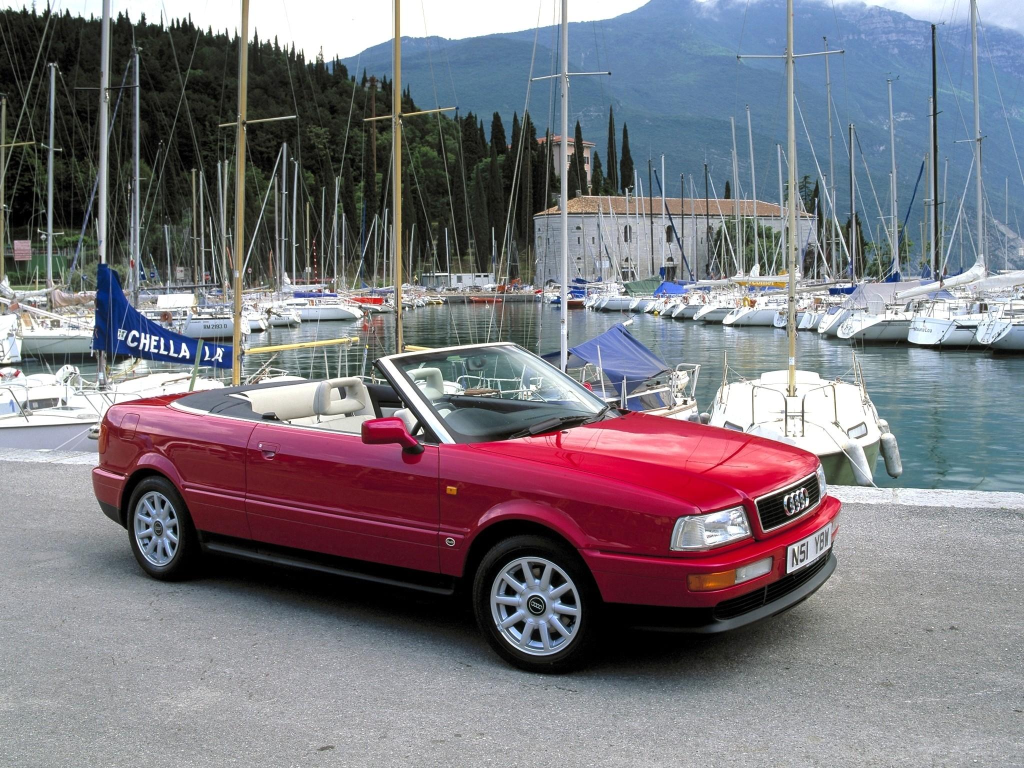 Audi Cabriolet 1991 1992 1993 1994 1995 1996 1997