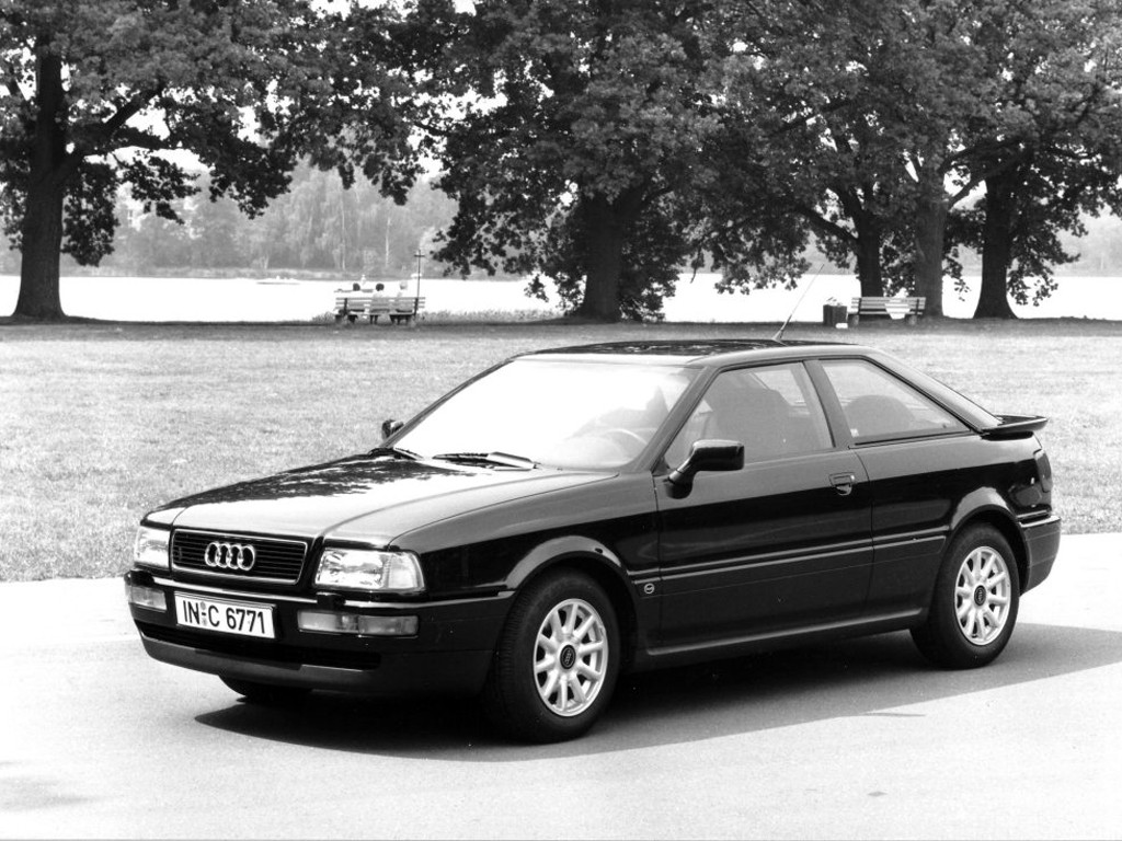 Audi Coupe B4 Specs Amp Photos 1991 1992 1993 1994