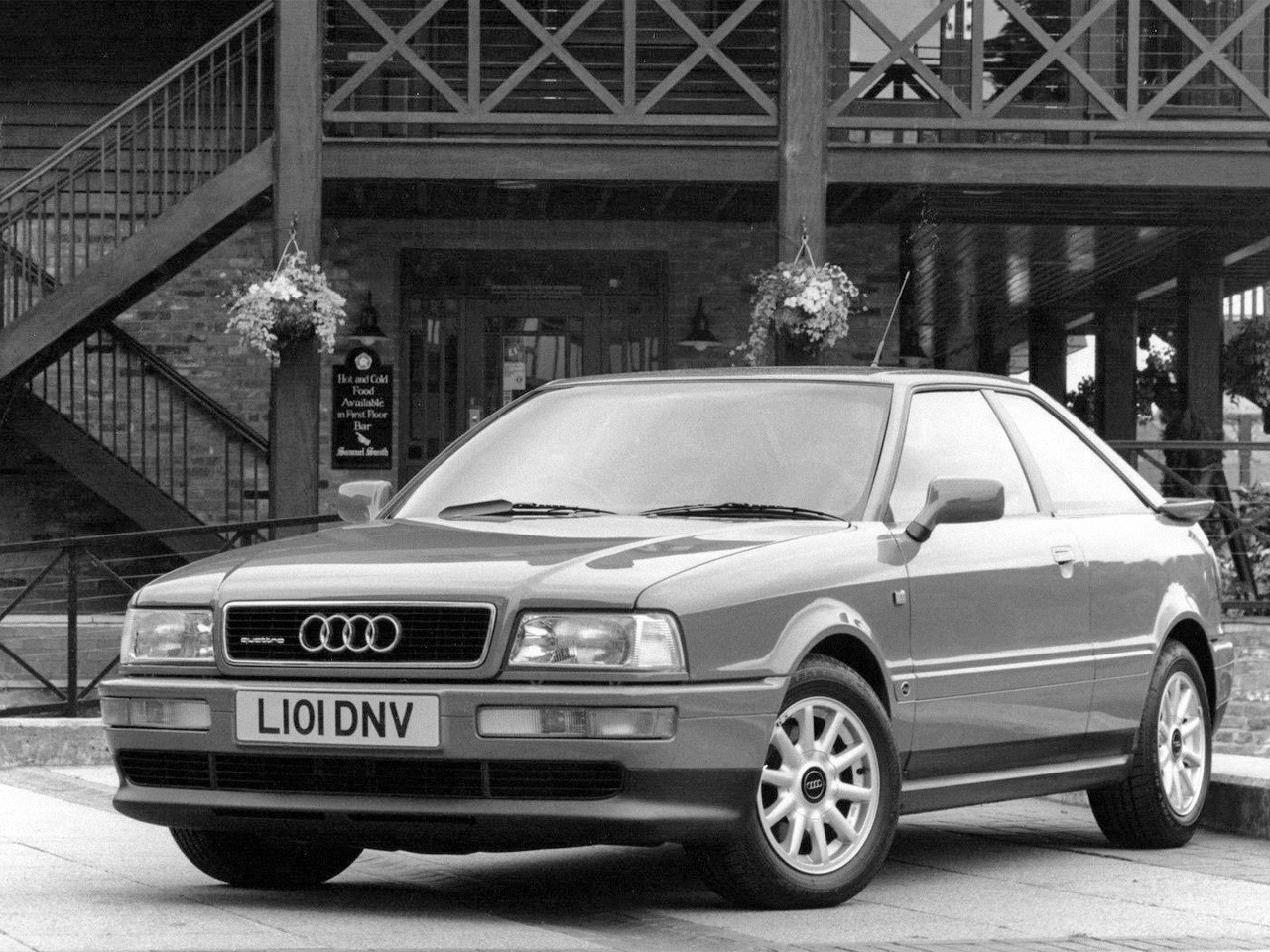AUDI Coupe (B4) specs - 1991, 1992, 1993, 1994, 1995, 1996 - autoevolution