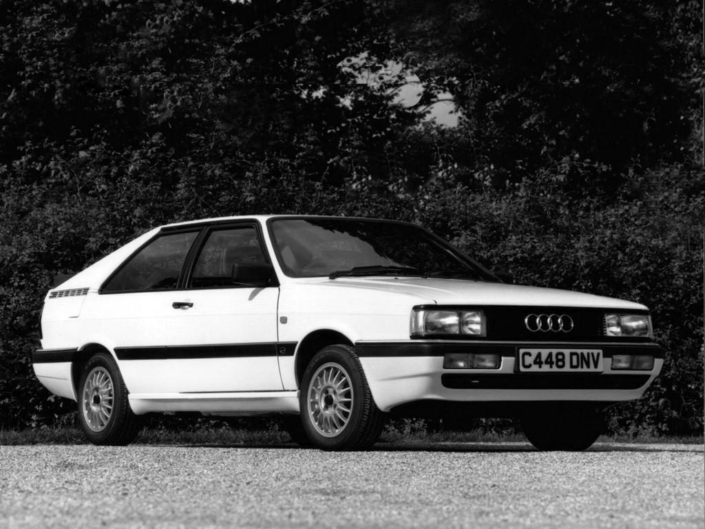 AUDI Coupe specs & photos - 1981, 1982, 1983, 1984, 1985 ...