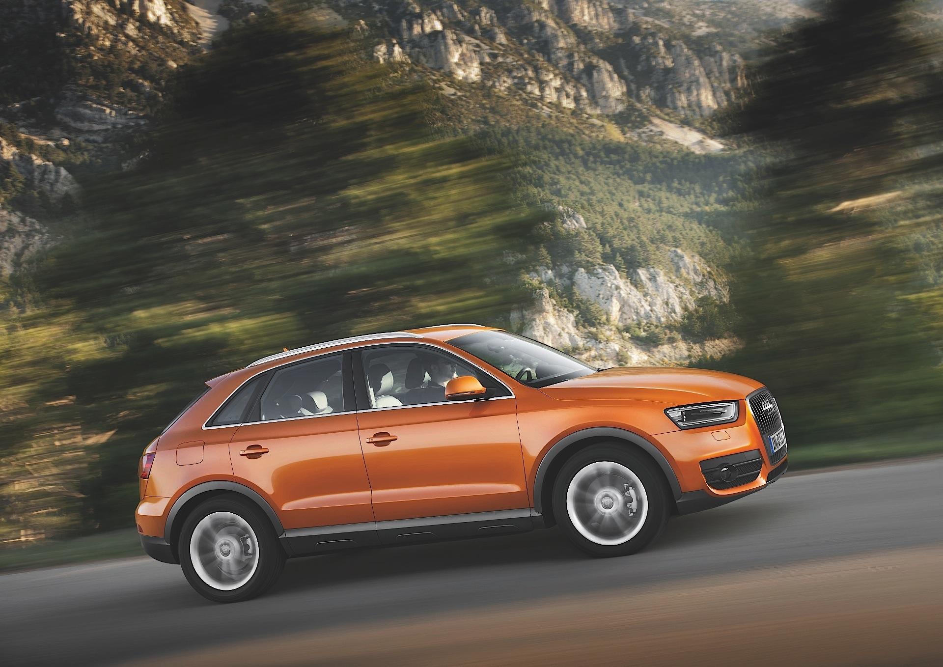 Kelebihan Audi Q3 2011 Tangguh