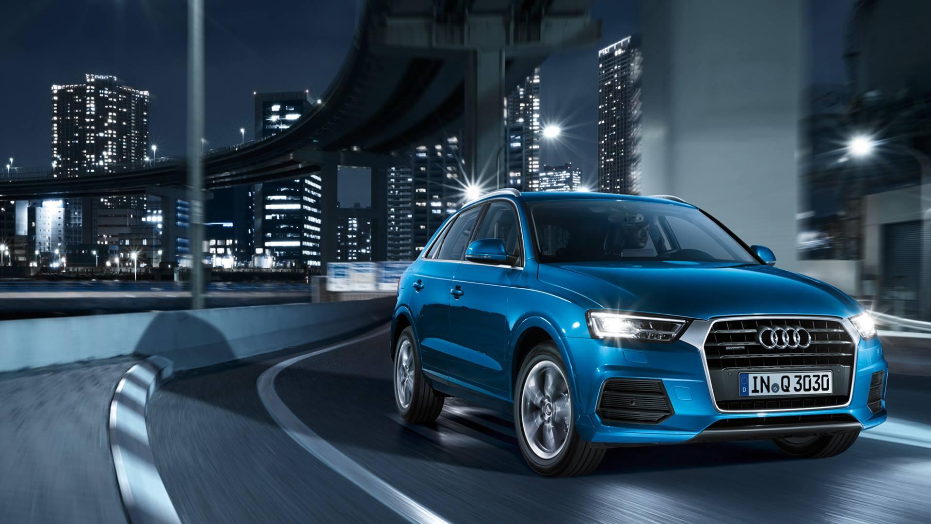 Audi Q Facelift on Audi 4 Cylinder Engines