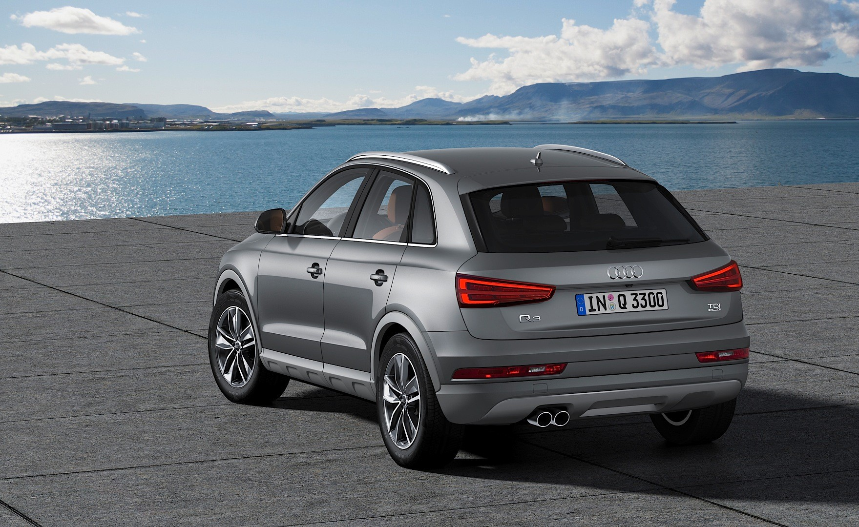 Audi Q Facelift on Audi 4 Cylinder Engines