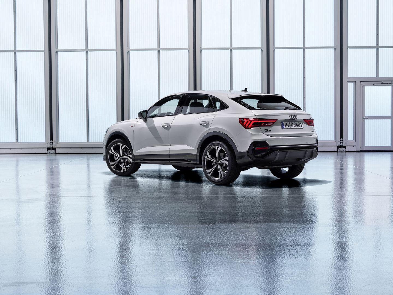 Audi Q3 Sportback Specs Photos 2019 2020 2021 Autoevolution