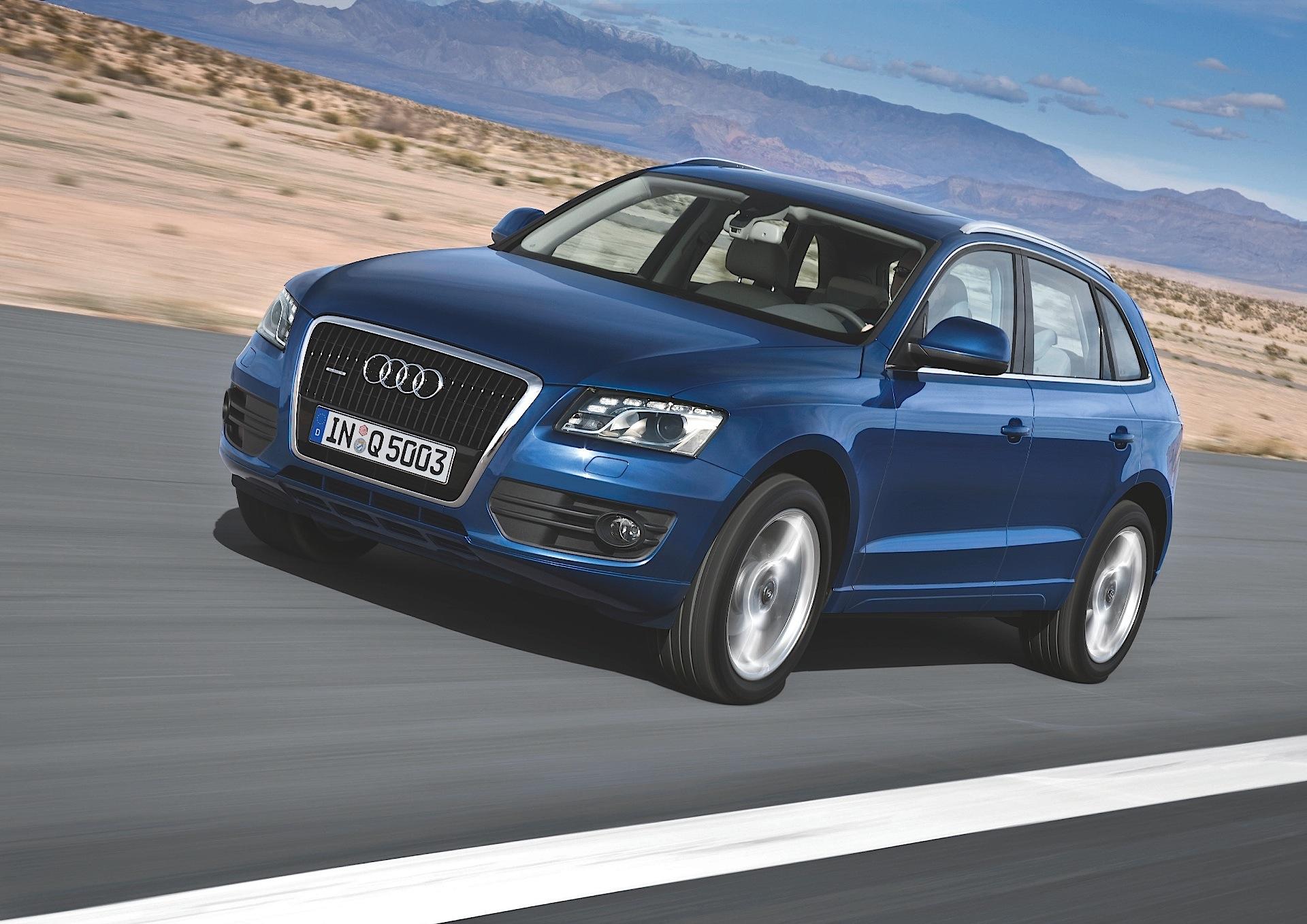 Audi Q5 2008 2009 2010 2011 2012 Autoevolution