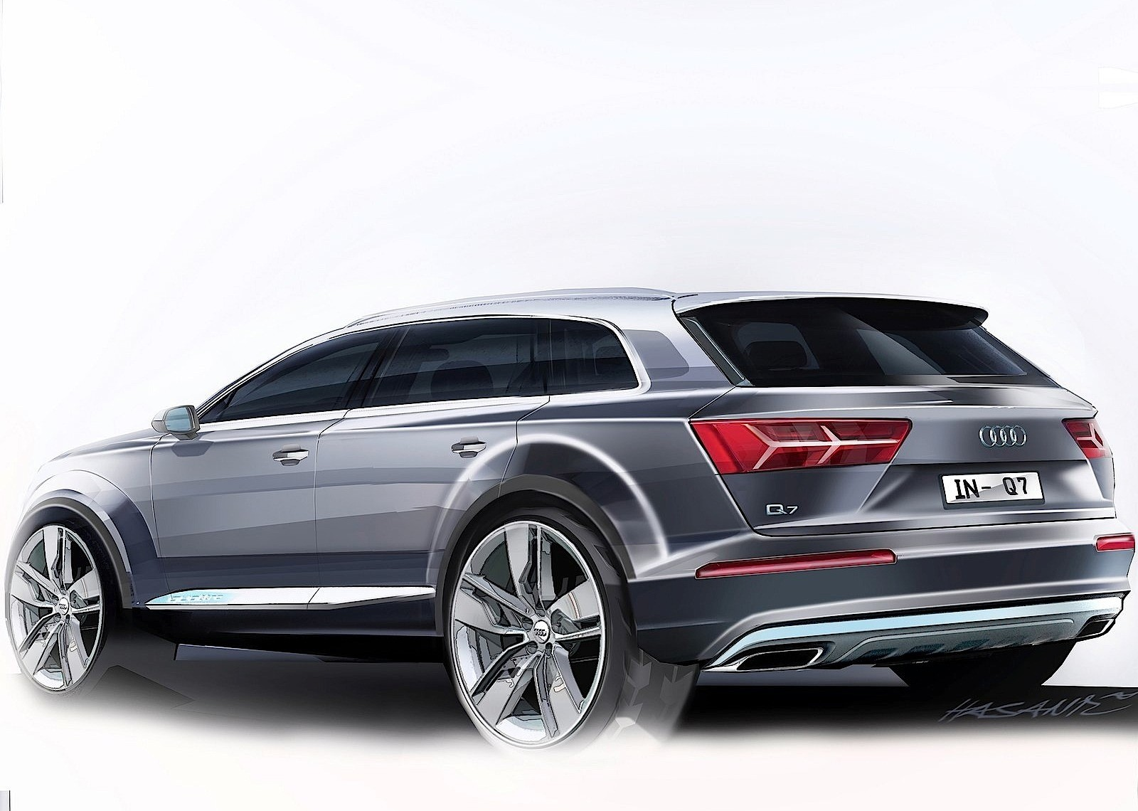 audi q7 specs 2015 2016 2017 2018 autoevolution. Black Bedroom Furniture Sets. Home Design Ideas