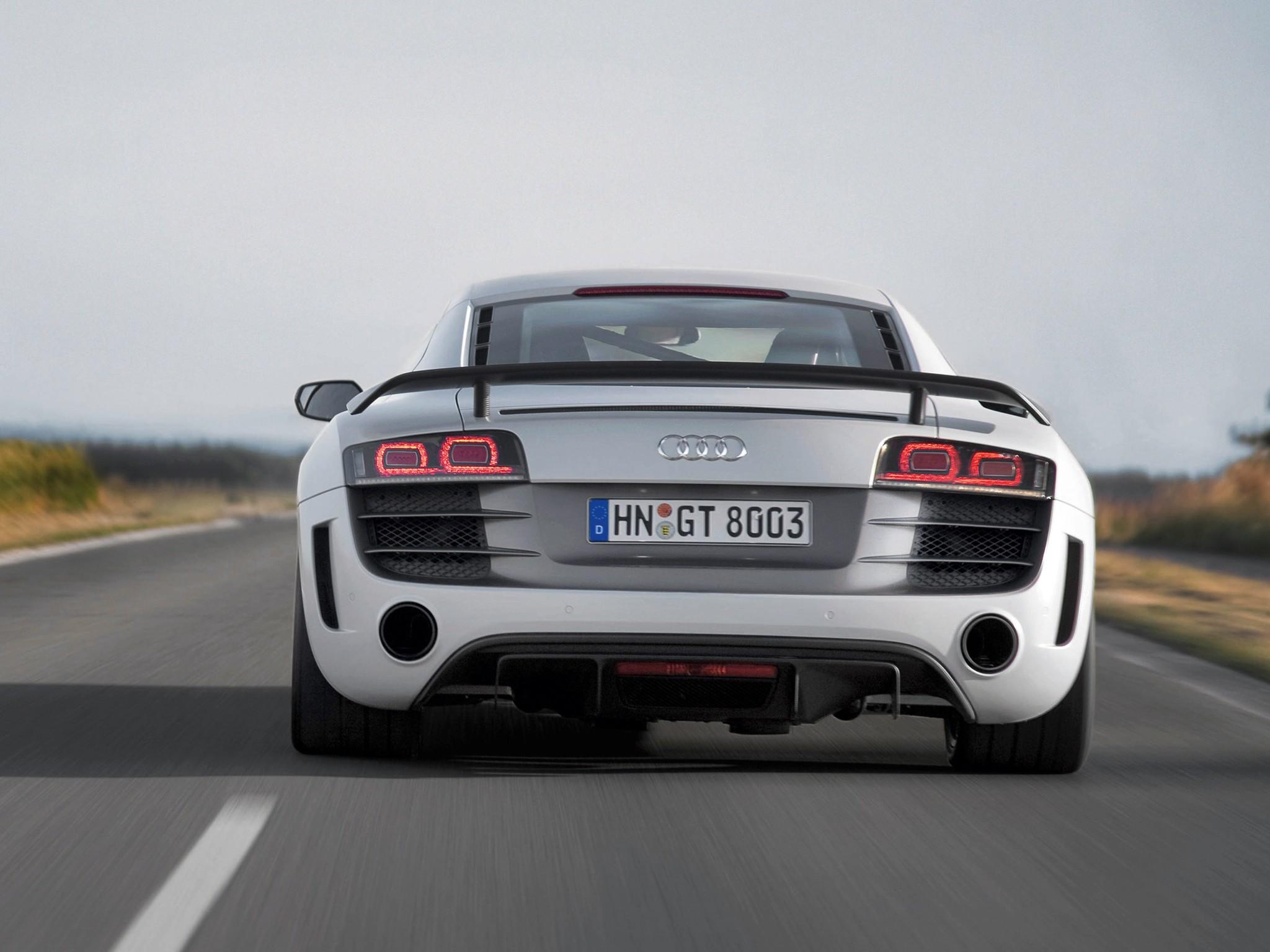 AUDI R8 GT - 2010, 2011, 2012, 2013 - autoevolution