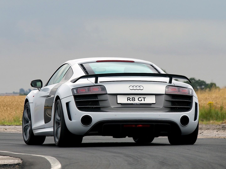 Audi R8 Gt 2010 2011 2012 2013 Autoevolution