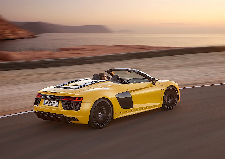 Audi R8 V10 RWS 2018  pictures information amp specs