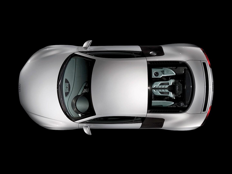 AUDI R8 V8 specs & photos - 2007, 2008, 2009, 2010, 2011, 2012 - autoevolution