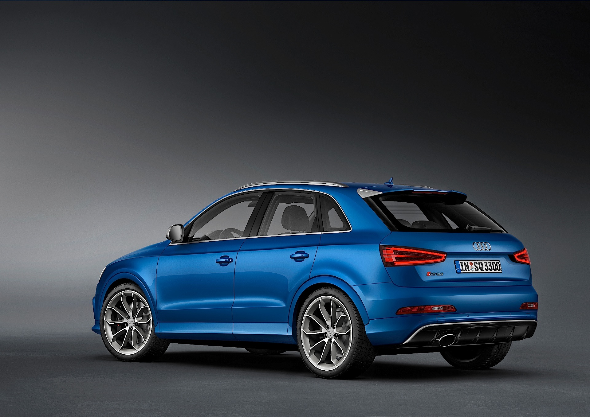 Audi Rs Q3 2013 2014 2015 Autoevolution