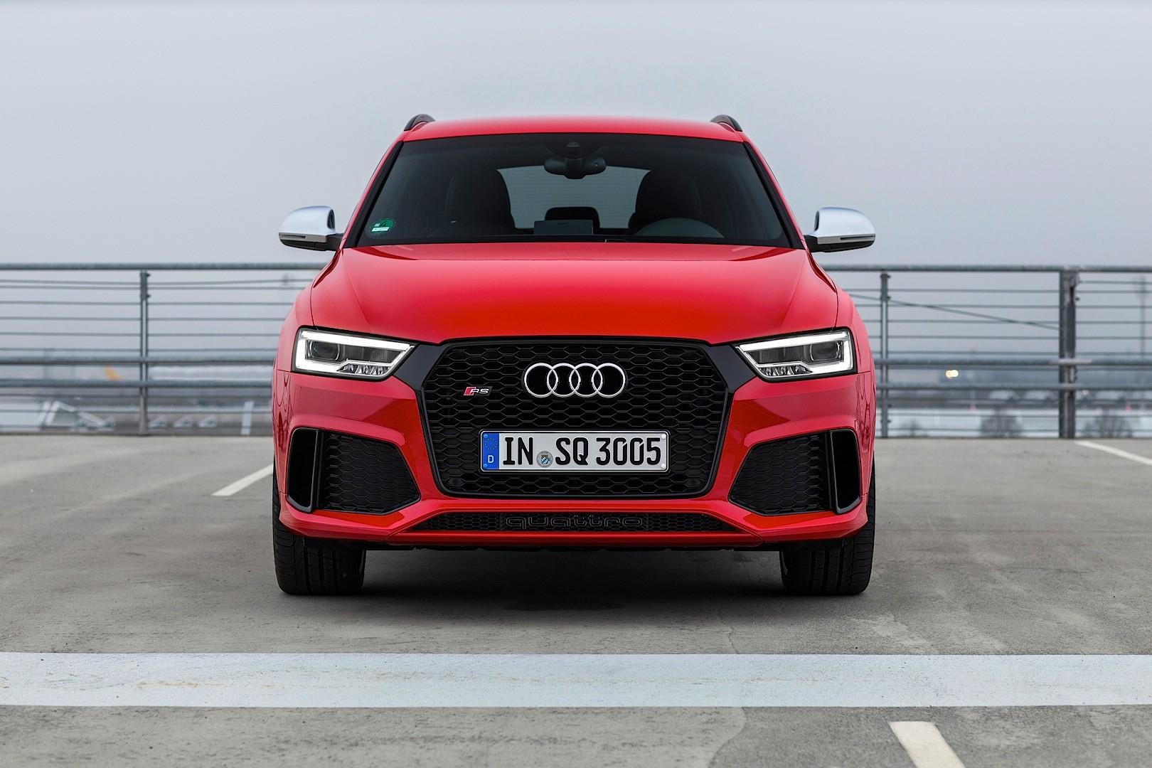 Audi Rs Q3 Facelift 2015 2016 2017 Autoevolution