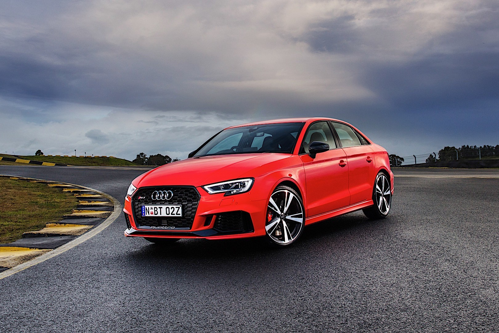 AUDI RS3 Sedan specs & photos - 2016, 2017, 2018, 2019 ...