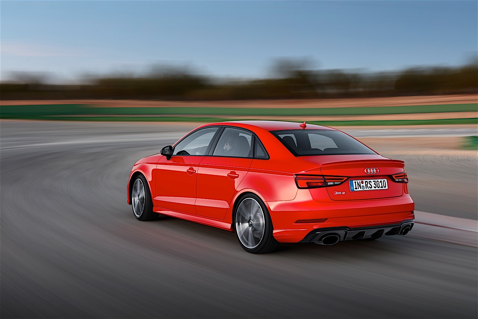 Audi Rs3 Sedan Specs Photos 2016 2017 2018 2019 Autoevolution