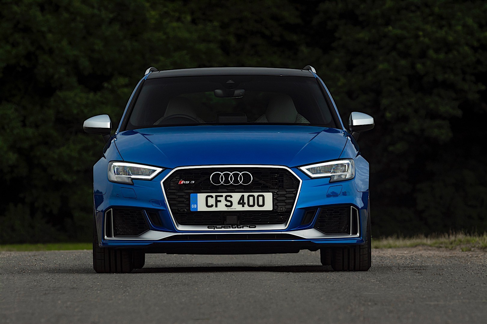 AUDI RS3 Sportback specs & photos - 2017, 2018, 2019