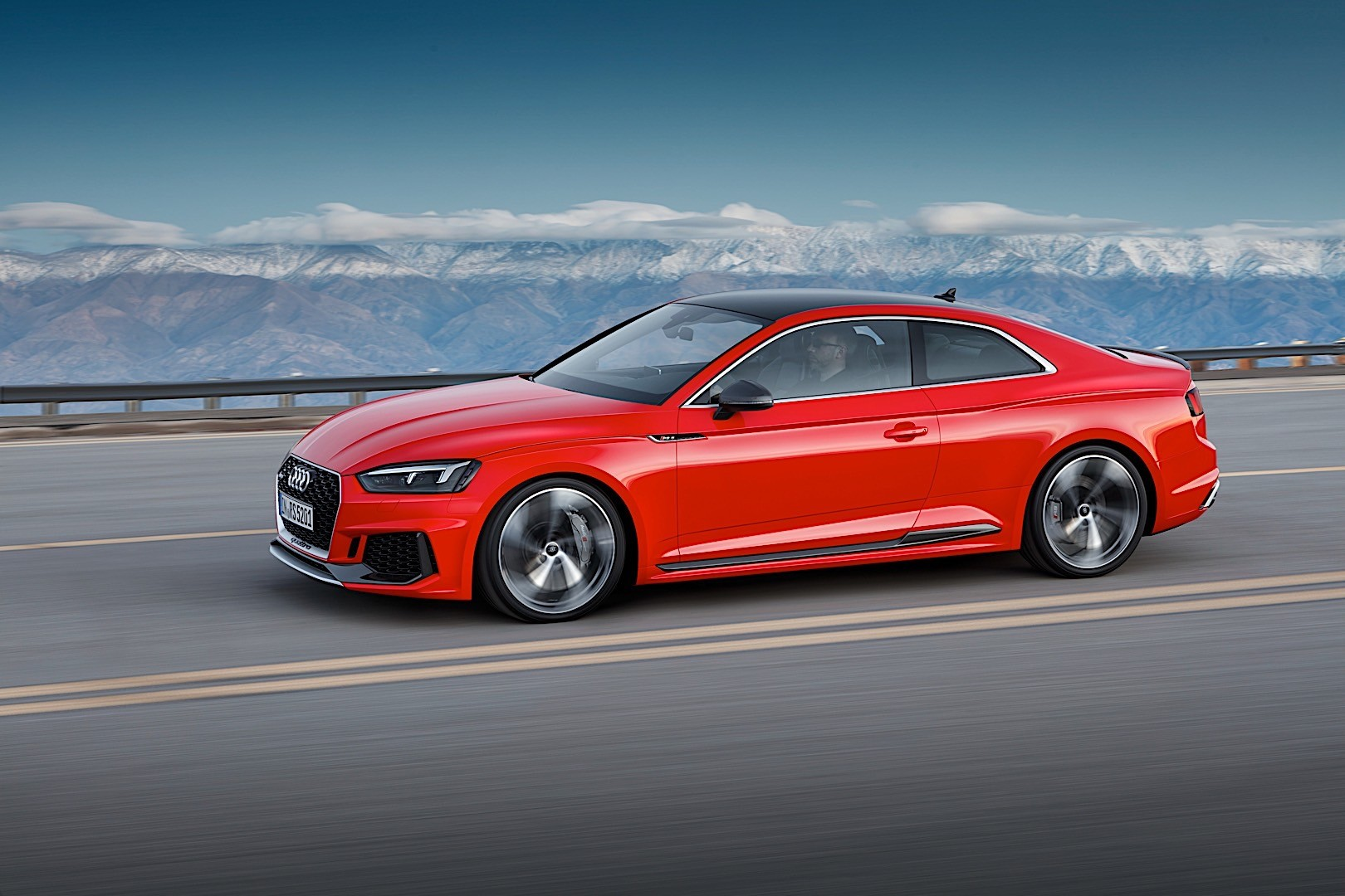 מדהים AUDI RS5 specs & photos - 2017, 2018, 2019 - autoevolution XP-27