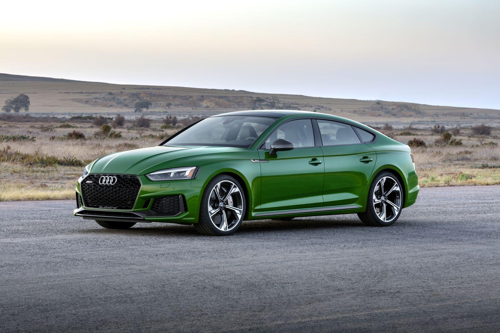 Audi Rs5 Sportback Specs 2018 Autoevolution