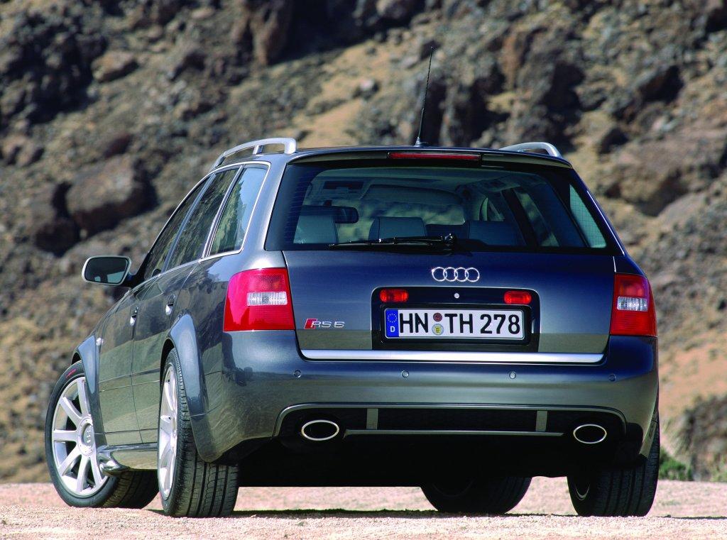 Audi RS6 – Wikipedia