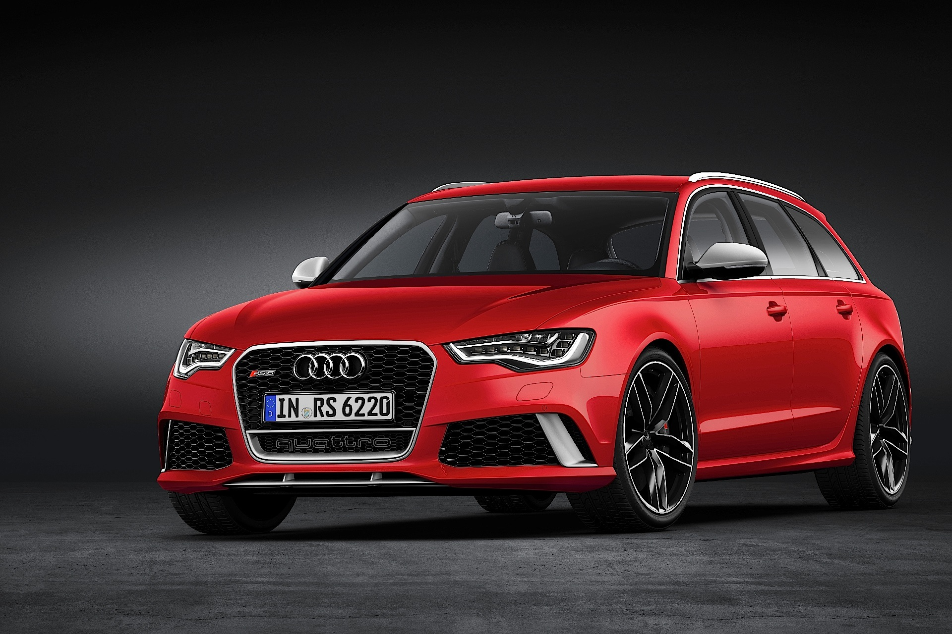 audi rs6 avant 2013 2014 2015 autoevolution. Black Bedroom Furniture Sets. Home Design Ideas