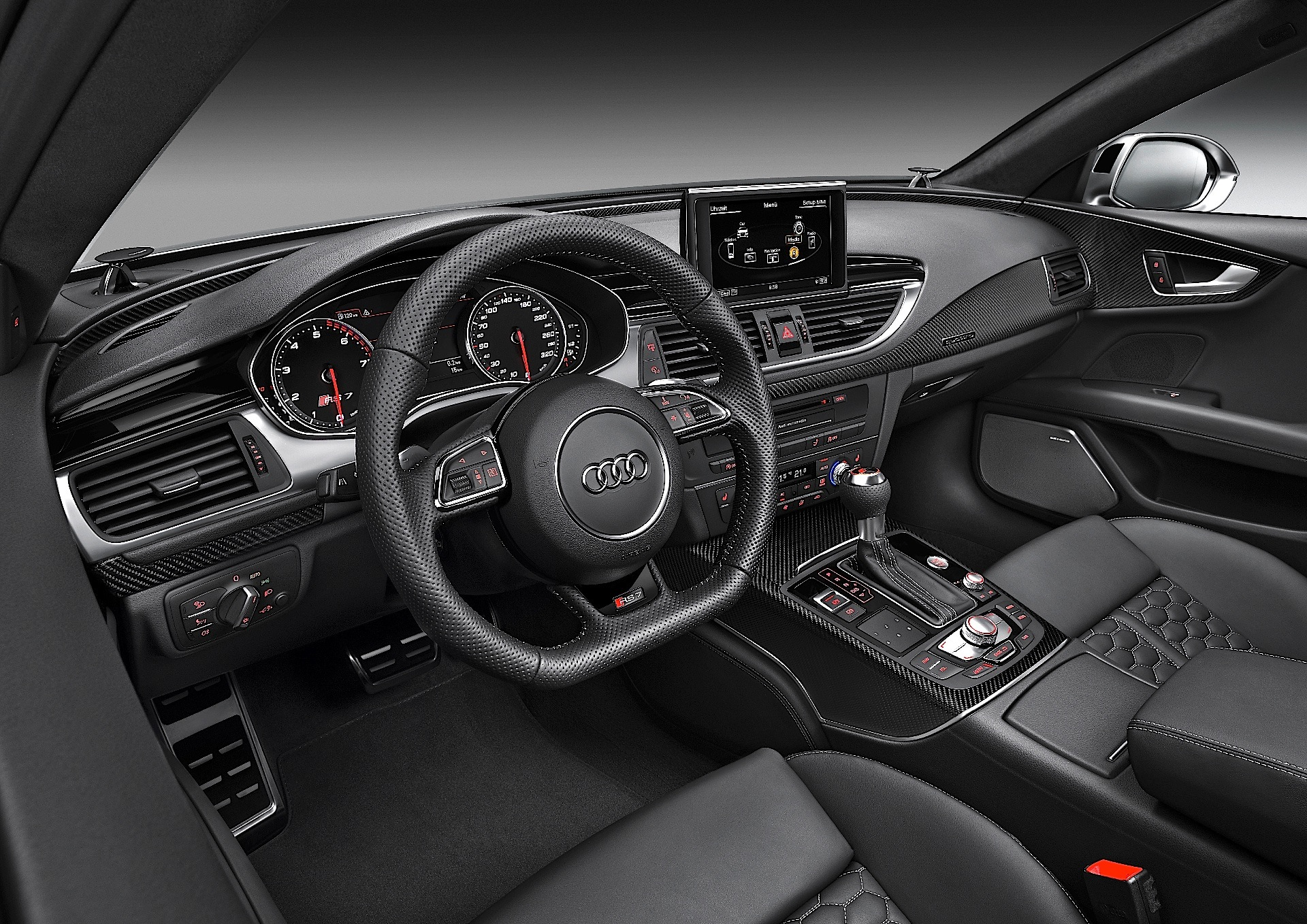 Audi rs7 specs south africa 17