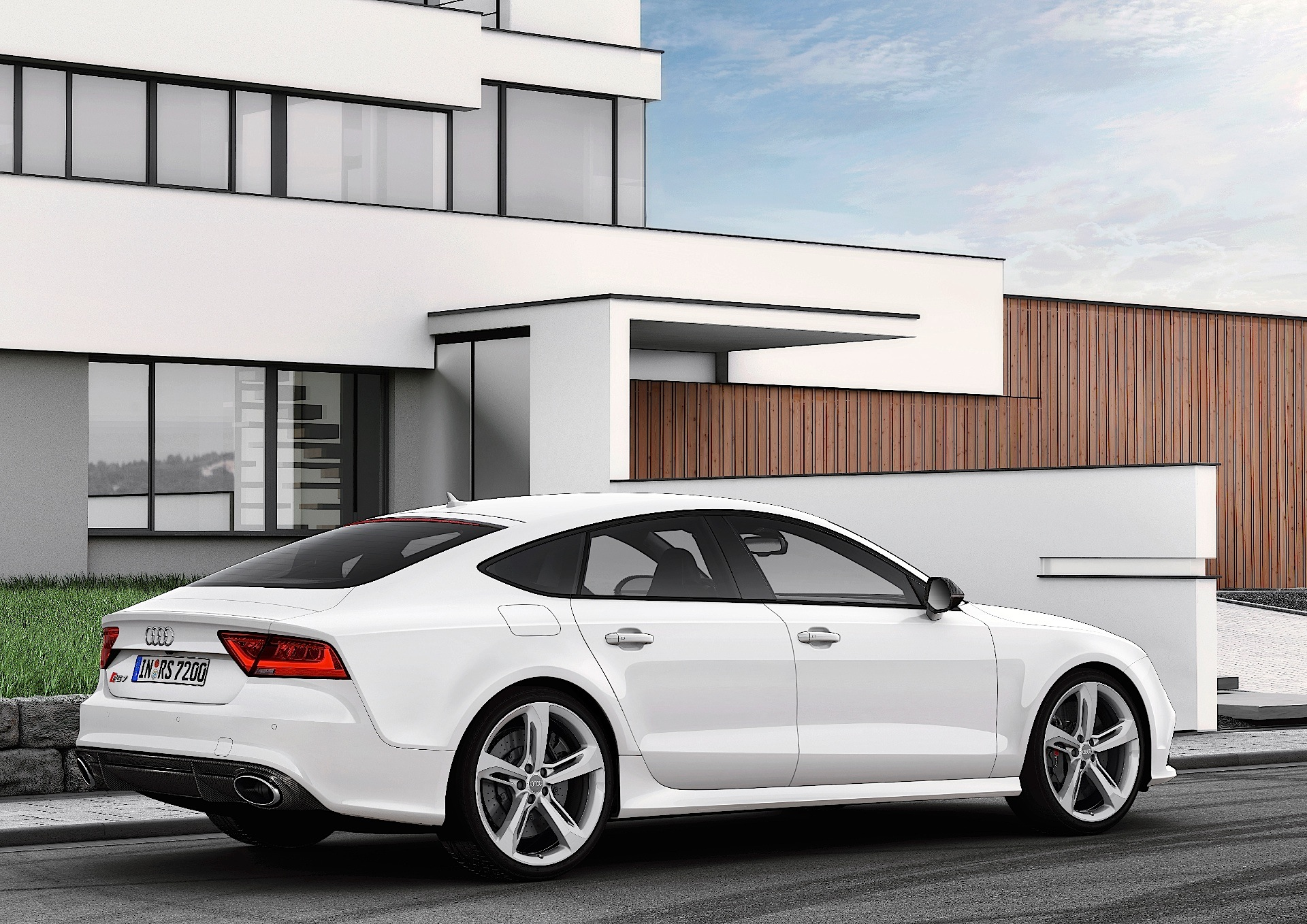 Audi rs7 sportback performance top speed 11