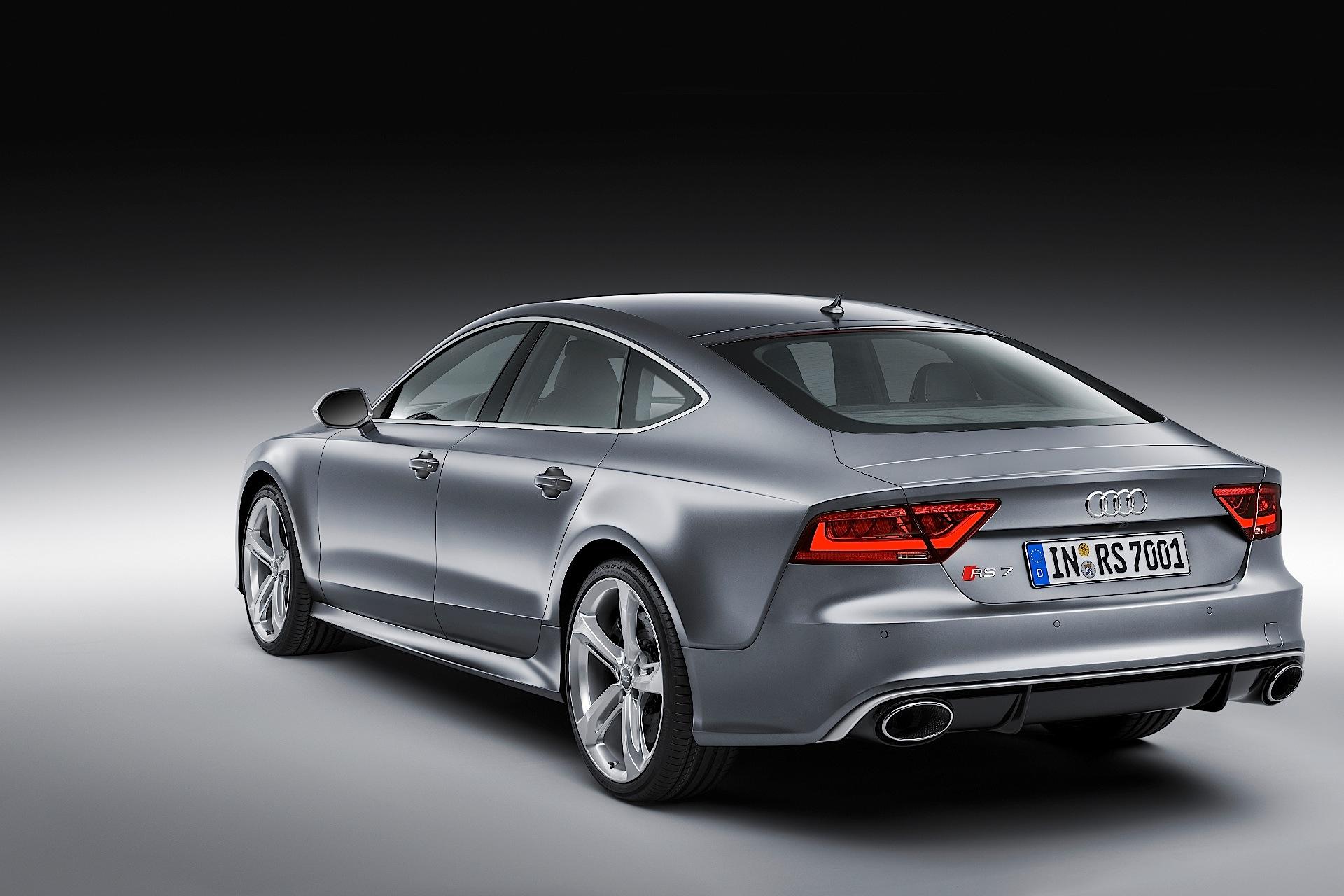 2013 Audi Rs7 Specs
