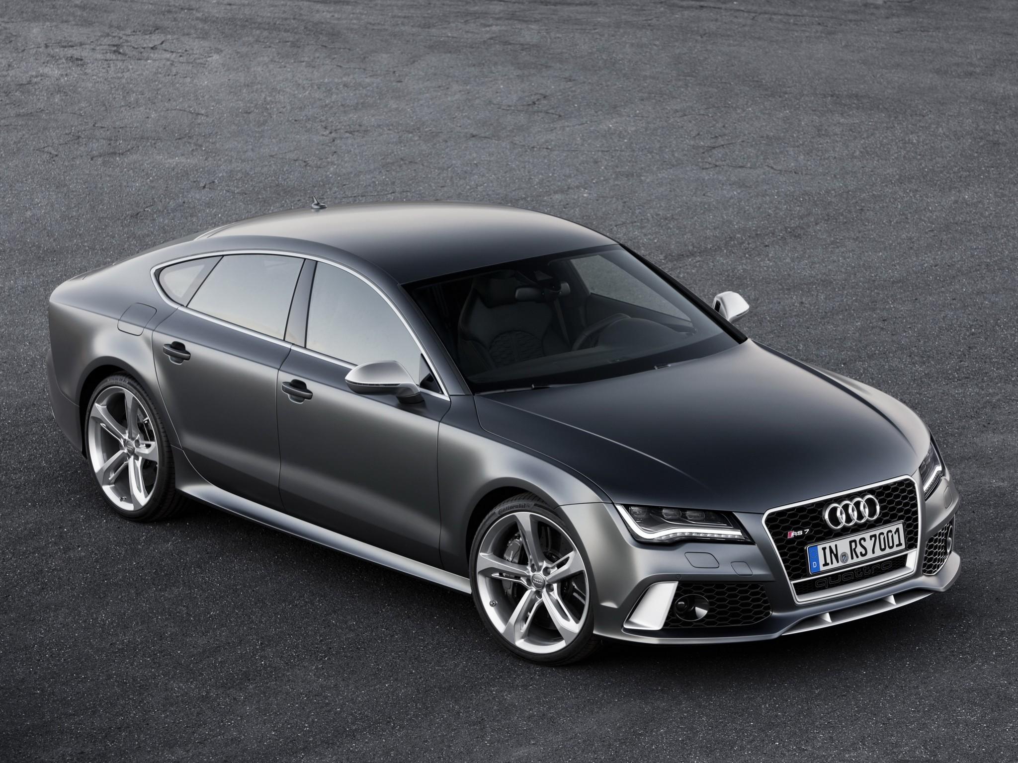 Audi Rs7 Sportback 2013 2014 2015 2016 2017