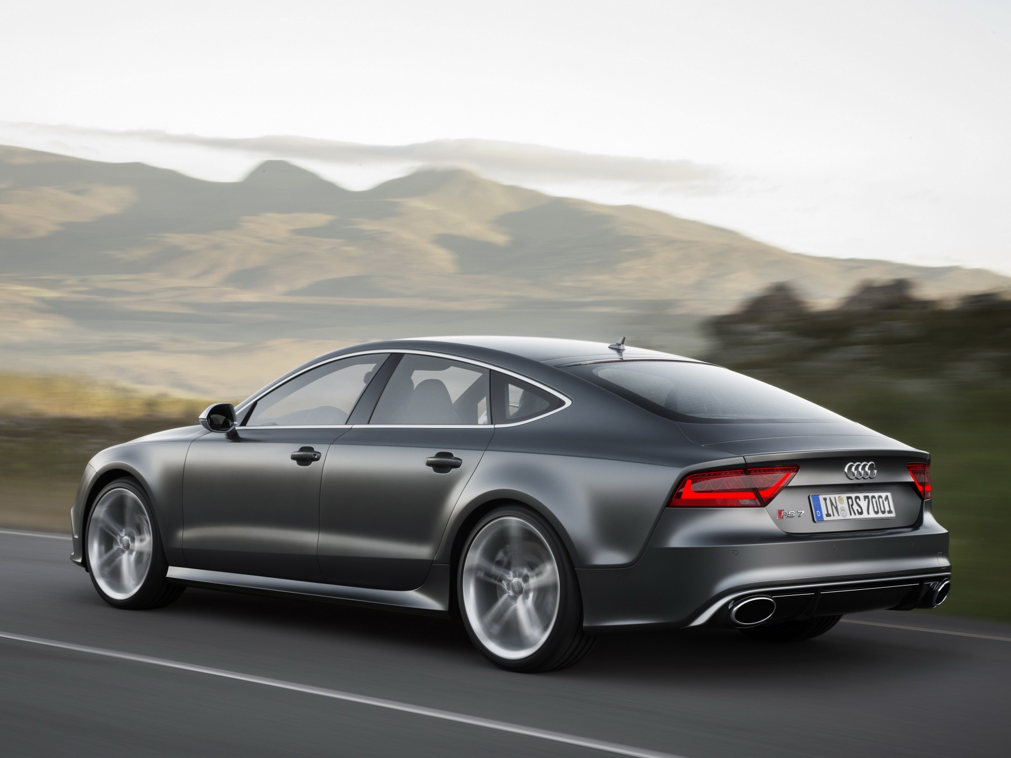 2016 Audi Rs7 Features and Specs  CarMax