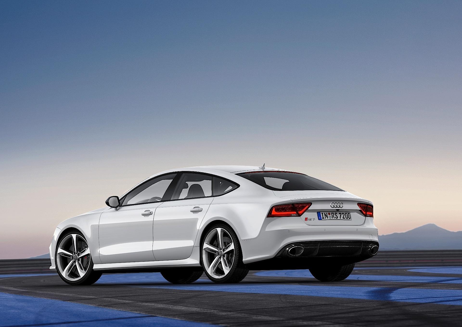 Audi rs7 horsepower 2014 13