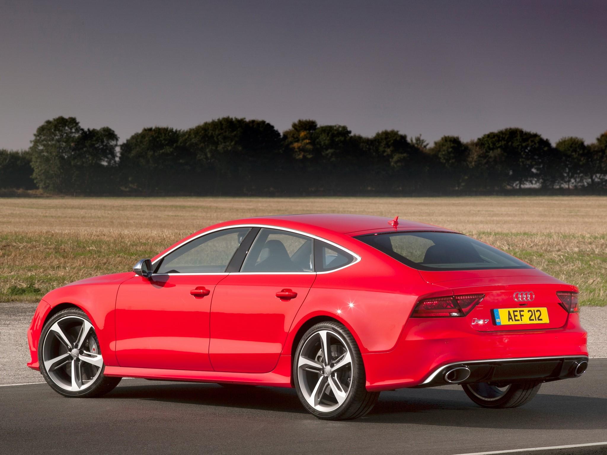 Audi rs7 horsepower 2014 16