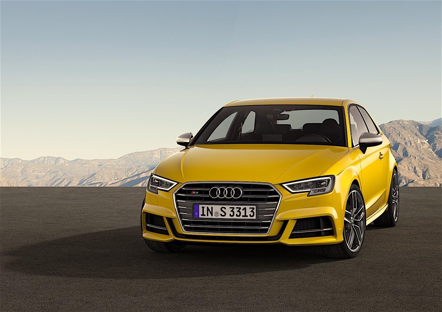 Audi Rs3 2018 >> AUDI S3 specs & photos - 2016, 2017, 2018, 2019 ...