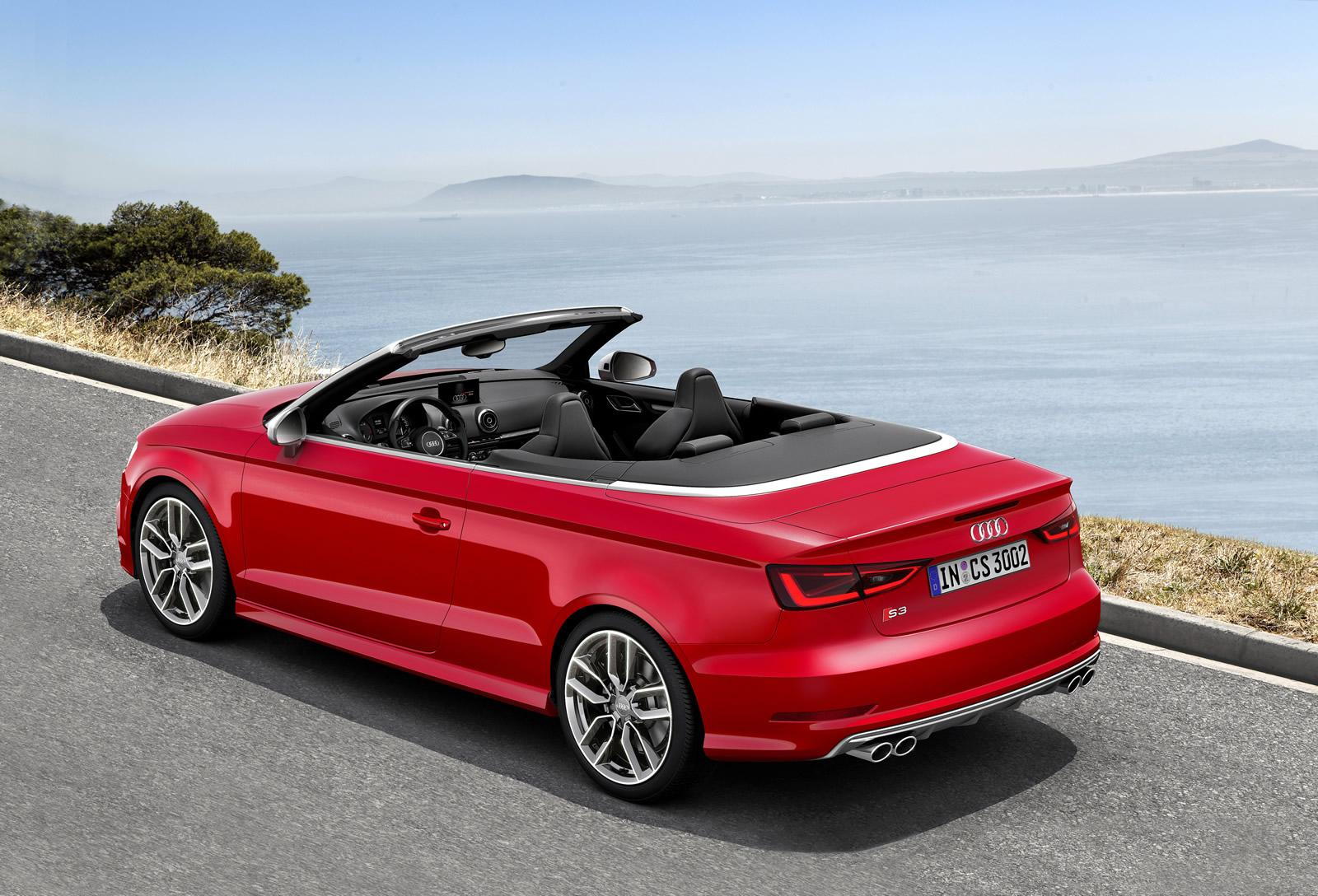 audi s3 cabriolet 2014 2015 2016 autoevolution. Black Bedroom Furniture Sets. Home Design Ideas