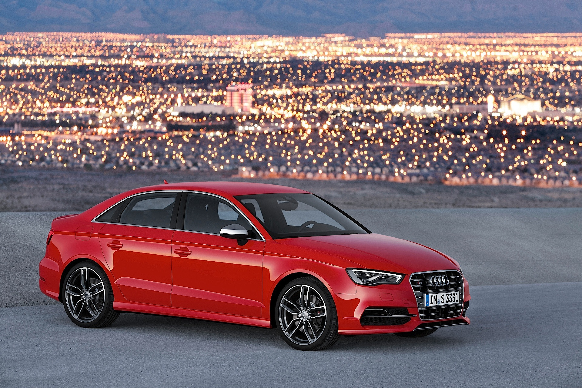audi s3 sedan 2013 2014 2015 2016 autoevolution. Black Bedroom Furniture Sets. Home Design Ideas