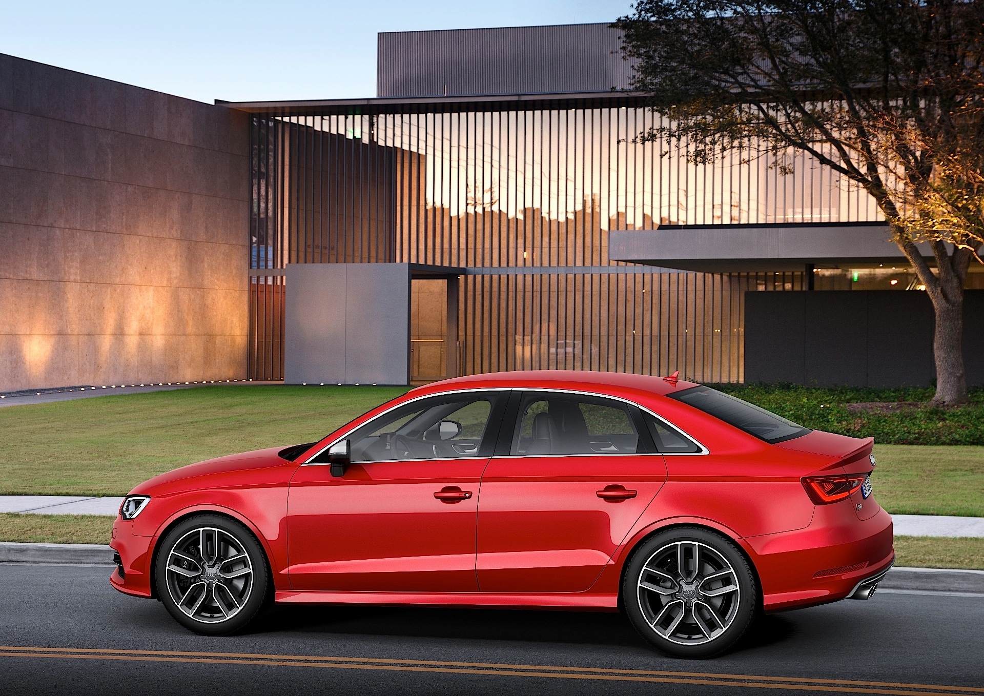 Audi S3 Sedan Specs Photos 2013 2014 2015 2016 Autoevolution