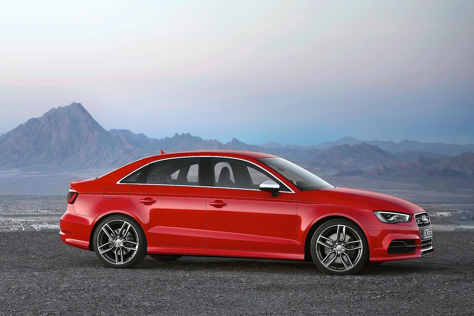 Audi s3 wheelbase