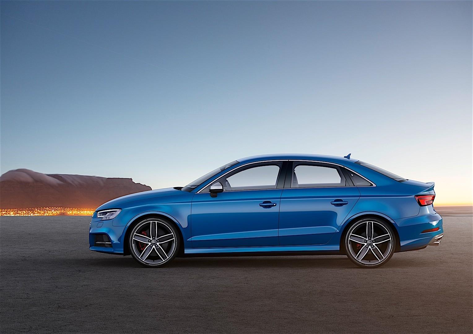 Audi Rs3 Sedan >> AUDI S3 Sedan specs - 2016, 2017, 2018 - autoevolution