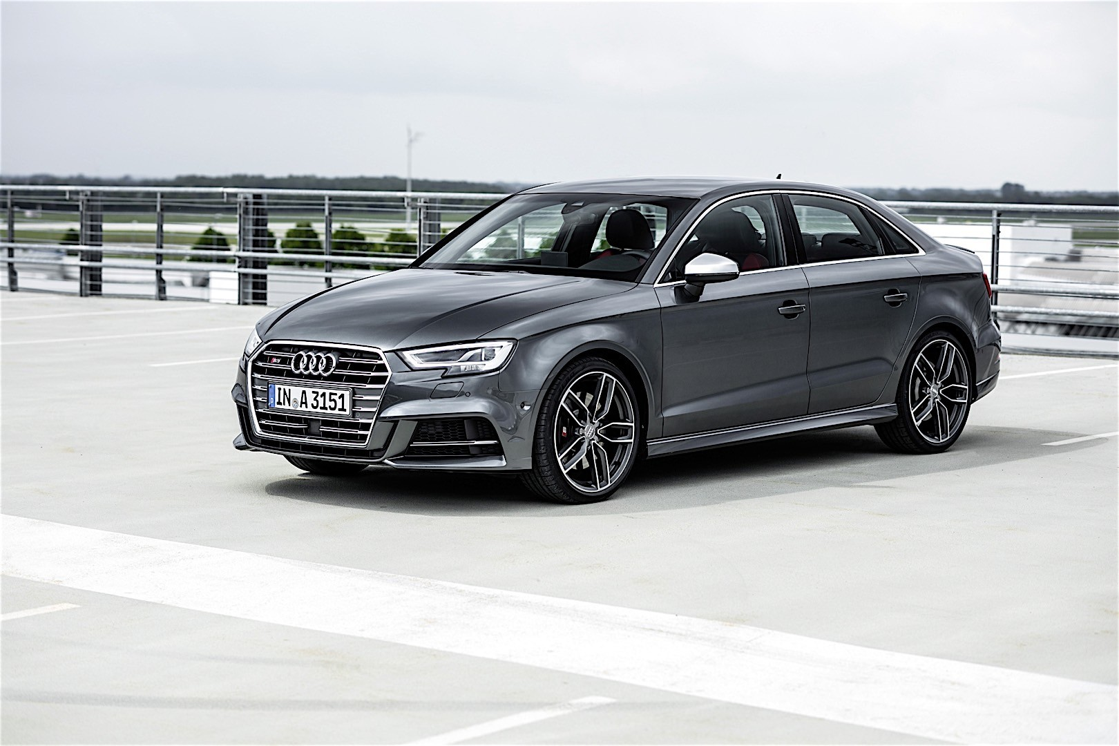 audi s3 sedan specs 2016 2017 autoevolution. Black Bedroom Furniture Sets. Home Design Ideas