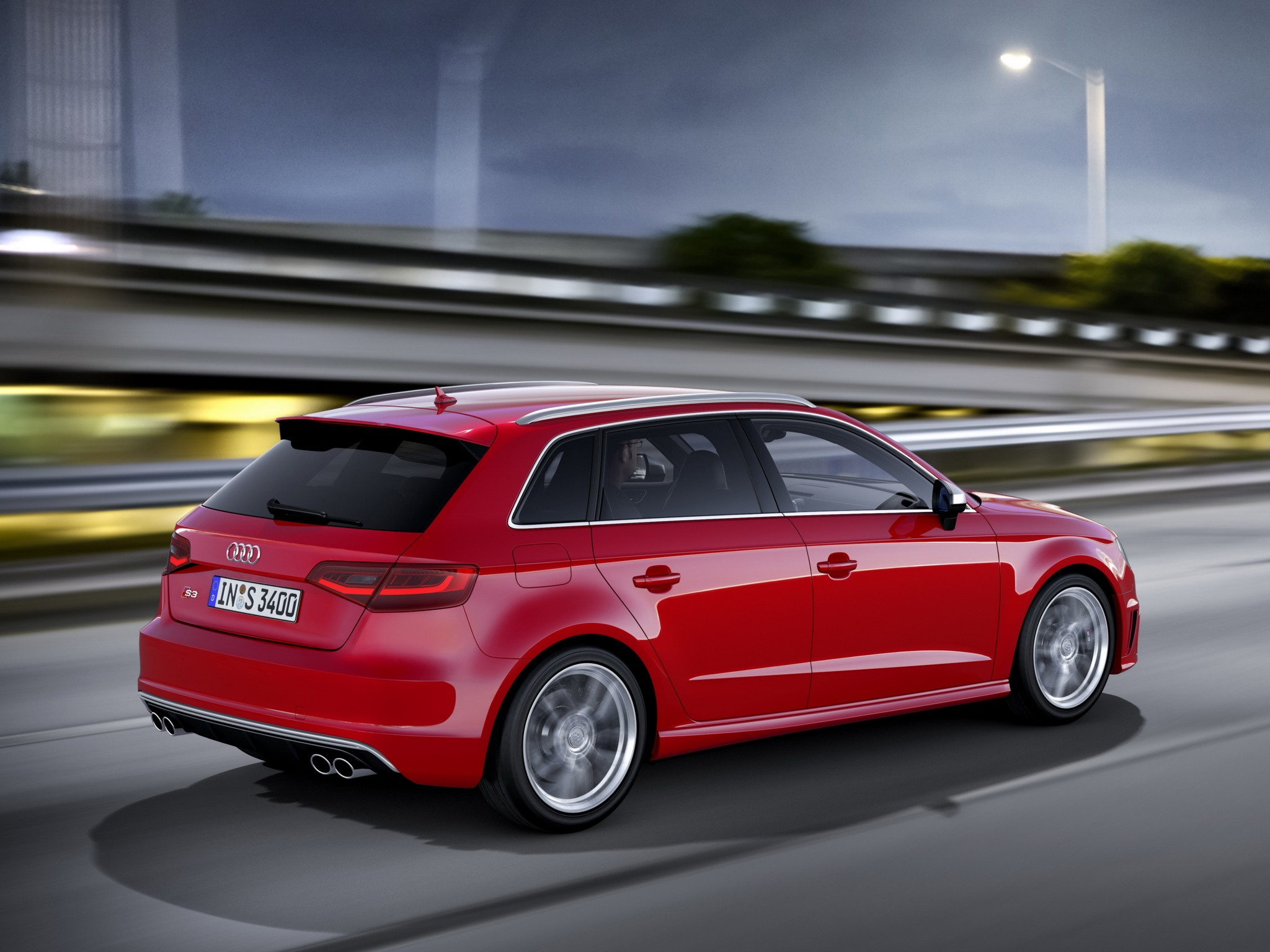 Buy Audi S3 Sportback Audi S3 Sportback In Snow Vi By