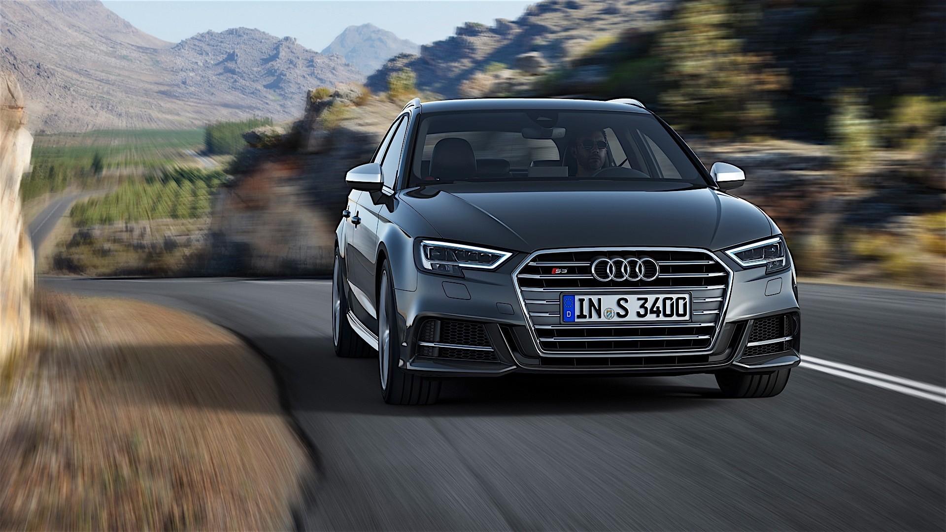 Audi s3 sportback 2016 present