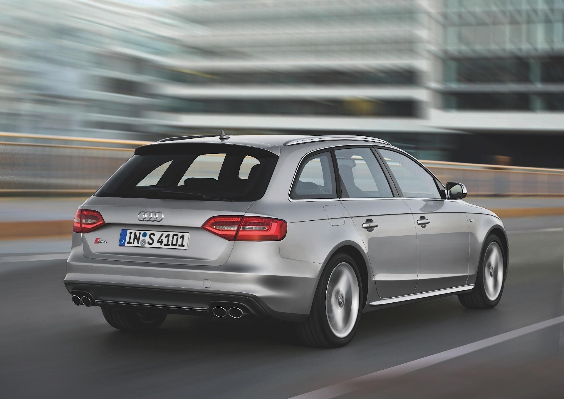 AUDI S Avant Specs - Audi s4 avant