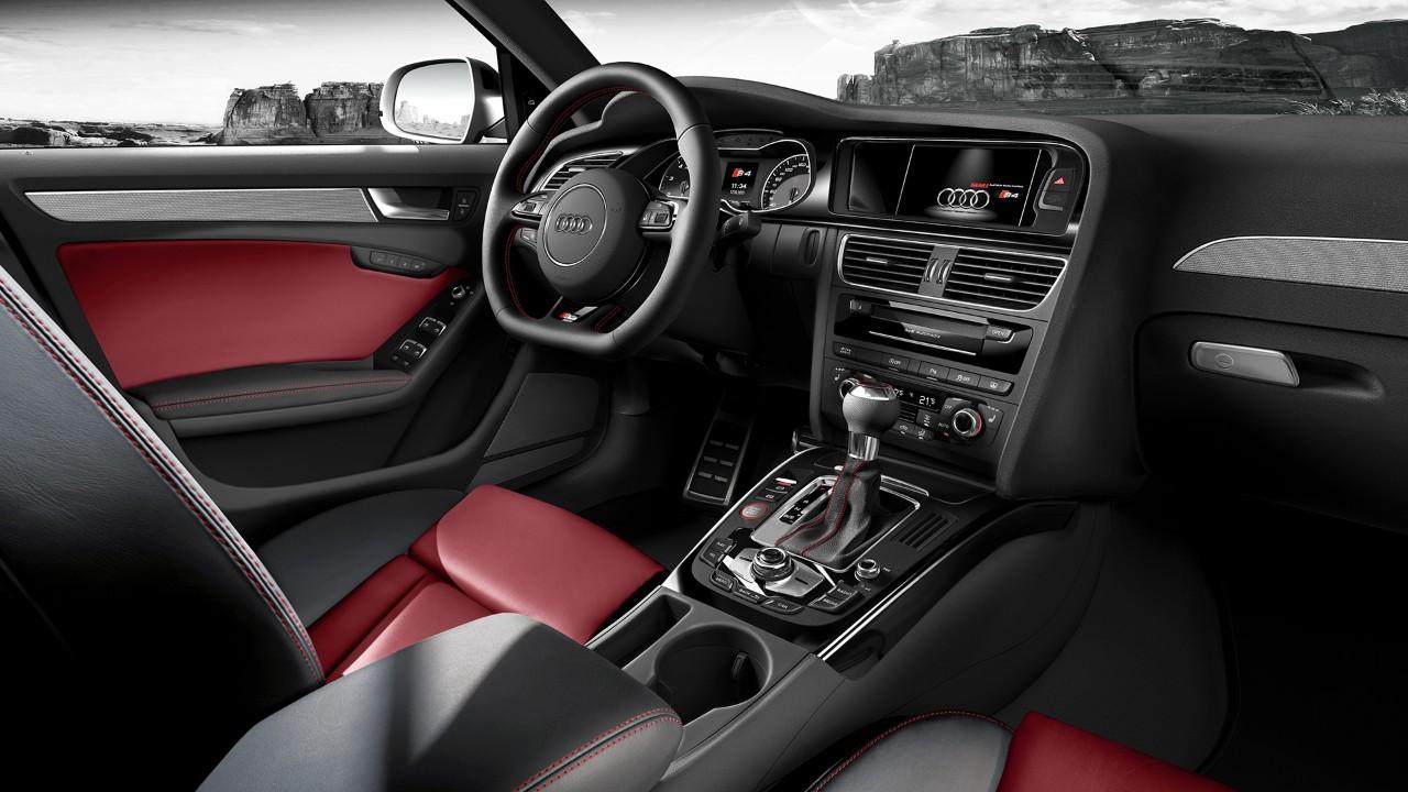 Audi S4 Avant 2012 2013 2014 2015 2016 2017