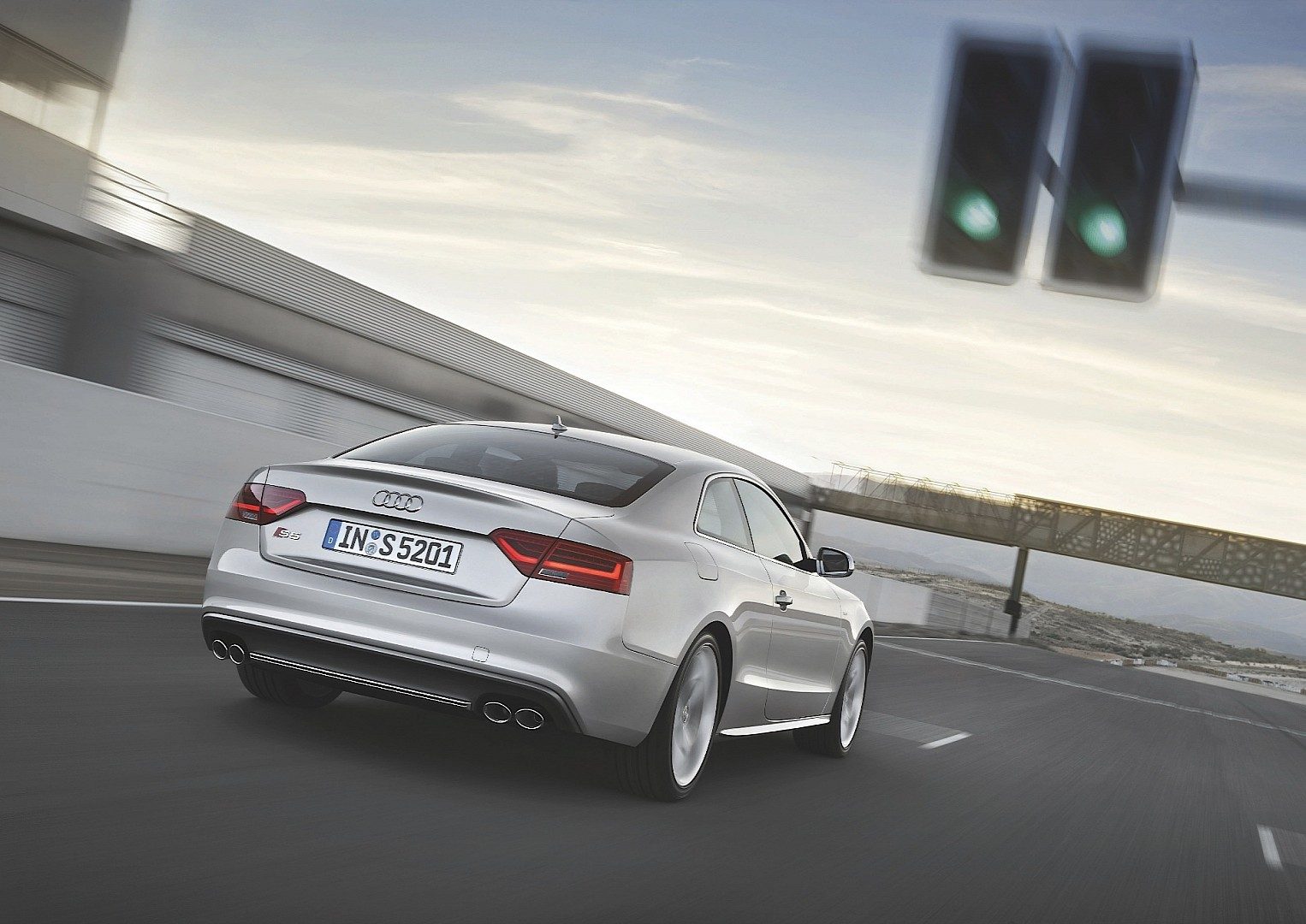 ... AUDI S5 Coupe (2012 - 2016) ...