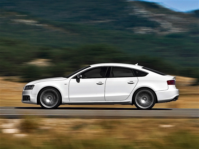 AUDI S Sportback Specs Photos Autoevolution - Audi s5 specs