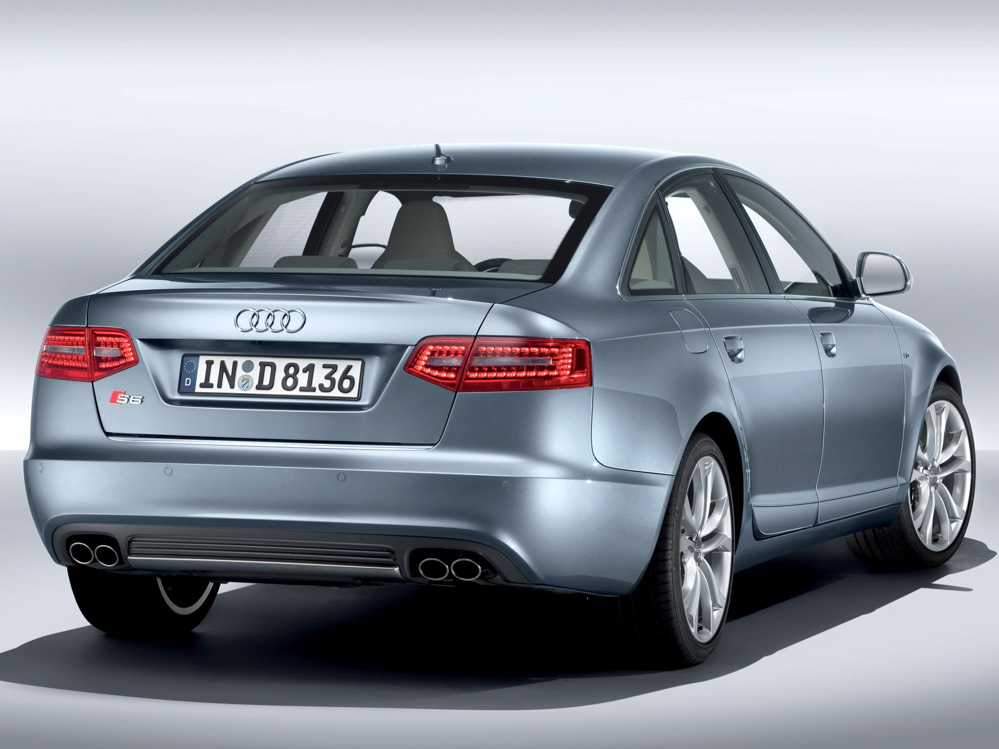 Audi S6 2008 2009 2010 2011 Autoevolution