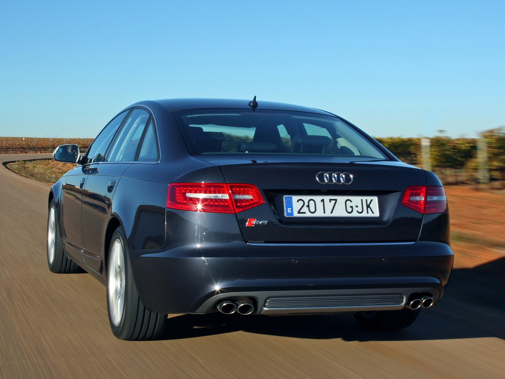 Audi S6 Specs 2008 2009 2010 2011 Autoevolution