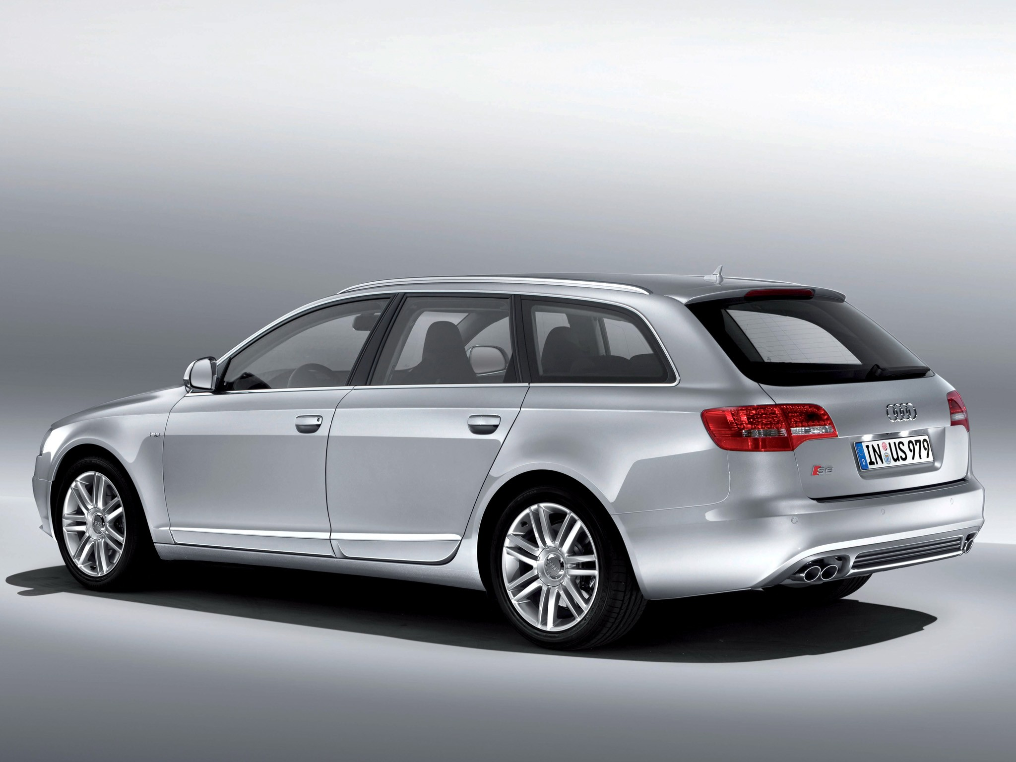 audi s6 avant 2008 2009 2010 2011 autoevolution. Black Bedroom Furniture Sets. Home Design Ideas