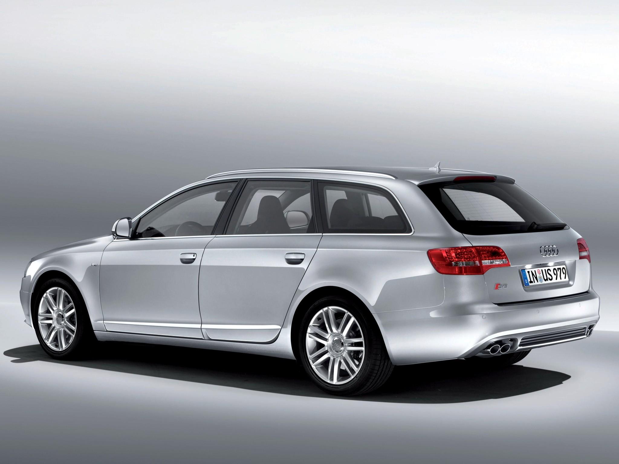 Audi S6 Avant Specs  U0026 Photos - 2008  2009  2010  2011