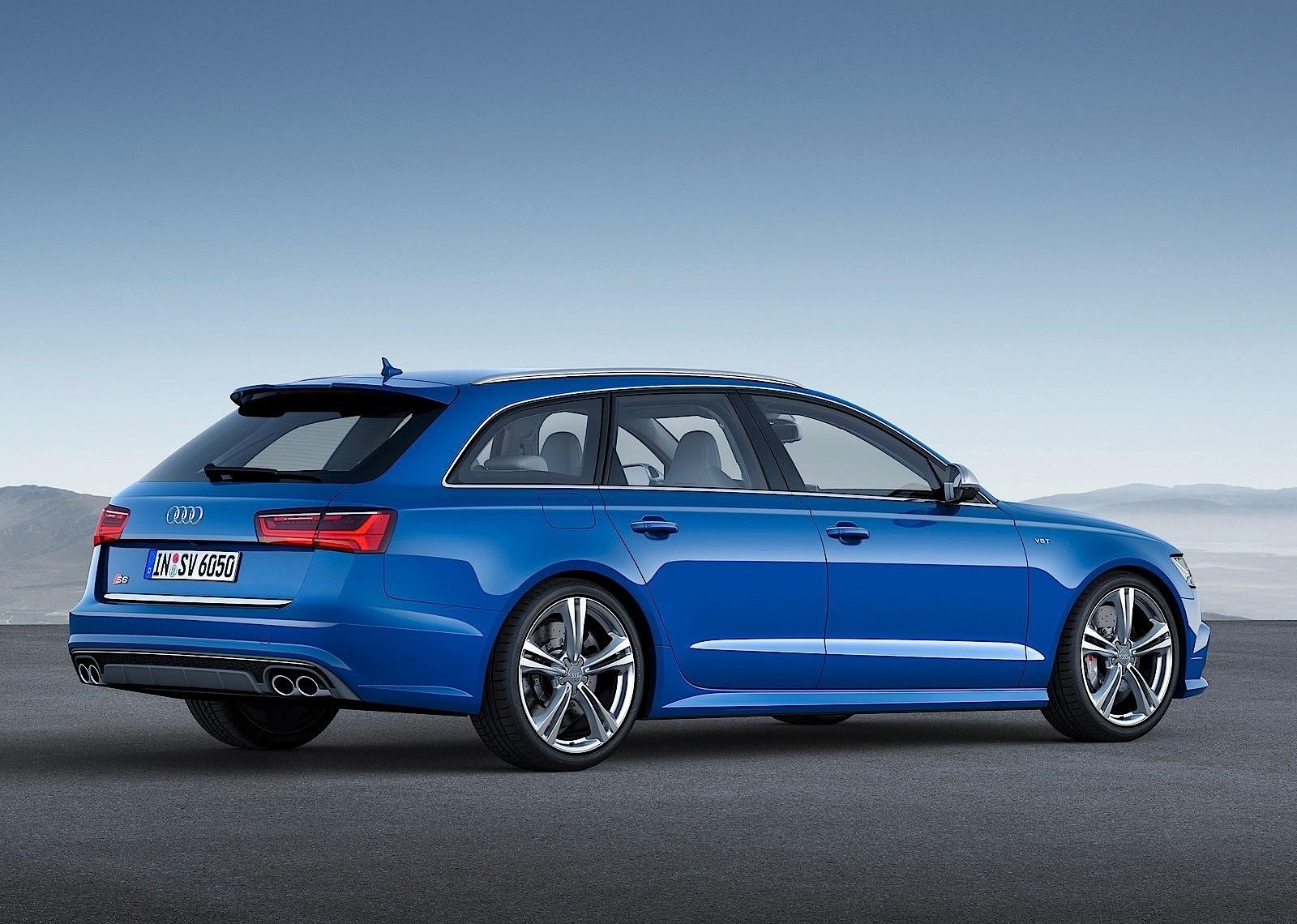 Audi S6 Avant 2014 2015 2016 Autoevolution