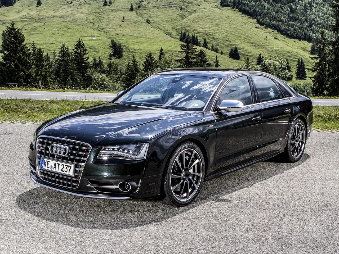 Kelebihan Audi D4 Tangguh